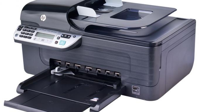 HP Officejet 4500 Wireless multifunction printer