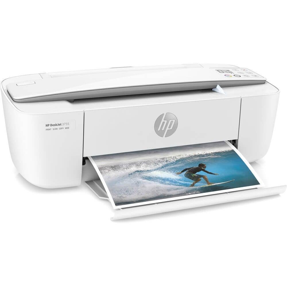 HP Deskjet 3755 review